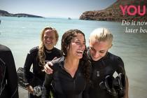 Zapraszamy na PADI Women's Dive Day 2018