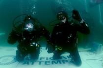 Nowy Rekord Guinnessa – najdłuższe nurkowanie! – video