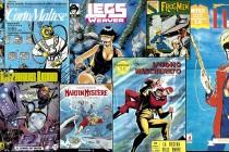 Nurkowania POP: czyli jak nurkują bohaterowie komiksów