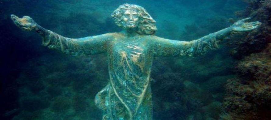Włochy: Zniknęła rzeźba Chrystusa z głębin
