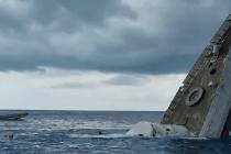 "HMBS ""Yellow Elder"" zatopiony jako sztuczna rafa! – video"
