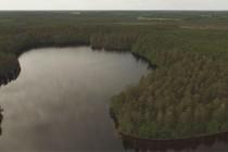 Odkryto ślady prehistorycznej osady zatopionej na dnie jeziora!