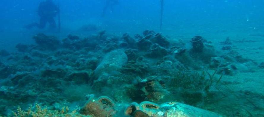 Archeolodzy wzywają Albanię do ochrony podwodnego dziedzictwa