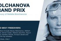 Poznaliśmy zwycięzców Molchanova Grand Prix