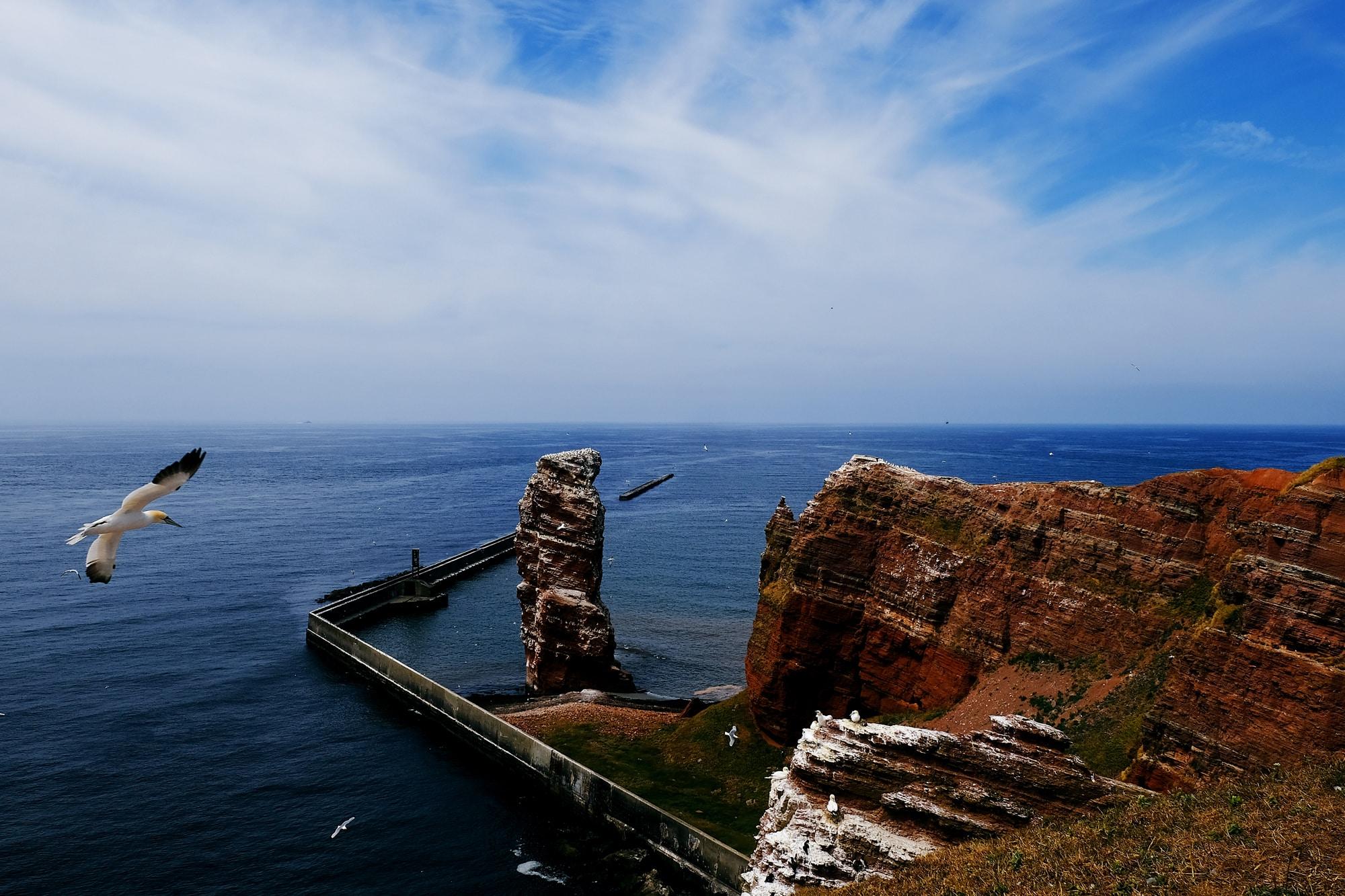 OWE na wyspie Helgoland