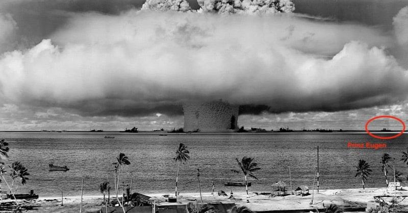 Prinz-Eugen-Atomic-Blast