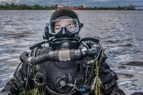 Nathalie Lasselin w niezwykłym 70 km podwodnym spacerze