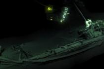 Odkryto najstarszy zachowany wrak na świecie!