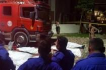 Zginęło 6 nurków straży pożarnej