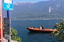 Wypadek podczas rekordowego nurkowania w jeziorze Garda