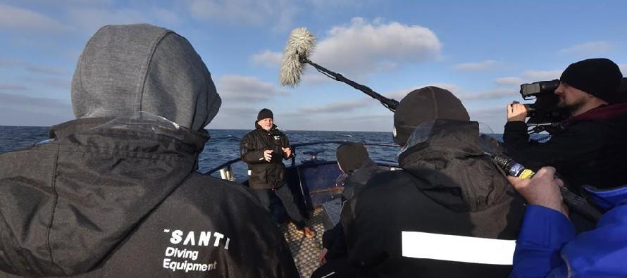 """Powstaje film dokumentalny o poszukiwaniach ORP """"Orzeł"""""""