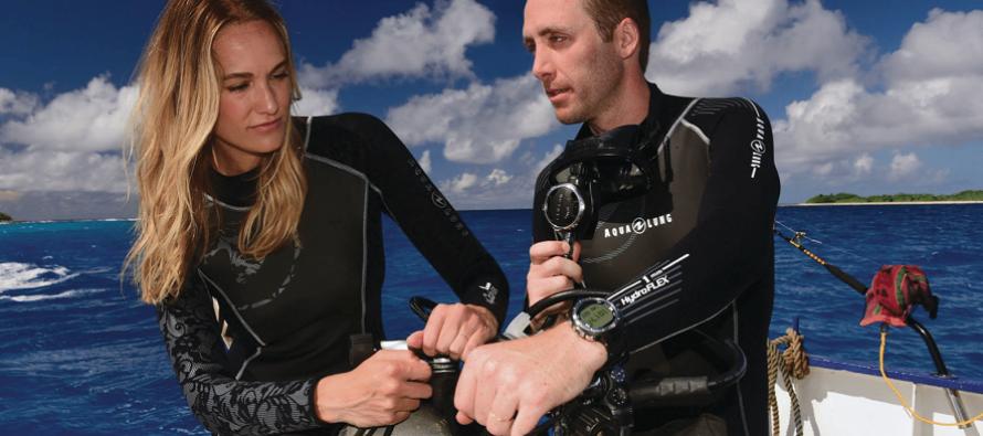 Nazwisko Cousteau i Aqua Lung znów razem!