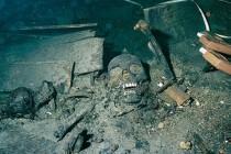 Niezwykłe znalezisko z bałtyckiego wraku