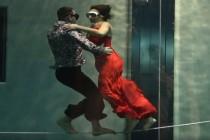 Najdłuższy podwodny taniec na wstrzymanym oddechu – video