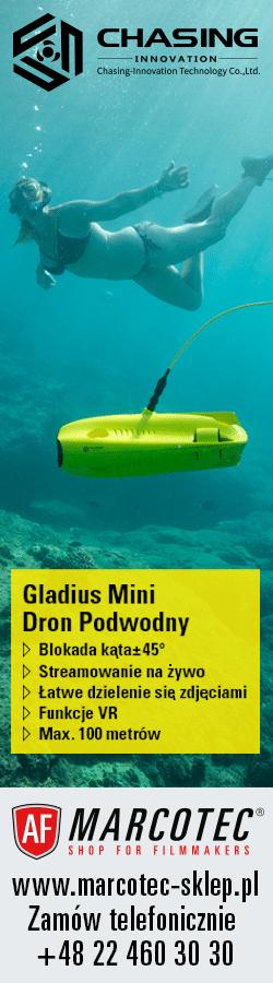 Podwodny dron – Gladius