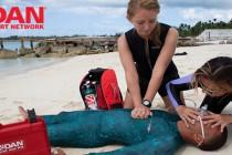 DAN ujednolica programy szkoleniowe pierwszej pomocy