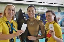 Mirela Kardasevic z nowym rekordem świata we freedivingu!