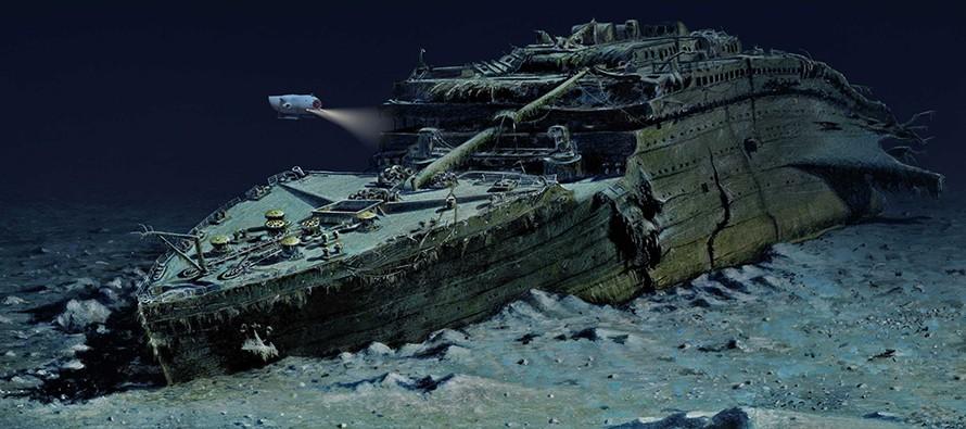 """Wrak RMS """"Titanic"""" zostanie zobrazowany w technologii 3D – video"""