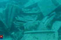 W Chorwacji odnaleziono wrak z I wieku p.n.e.