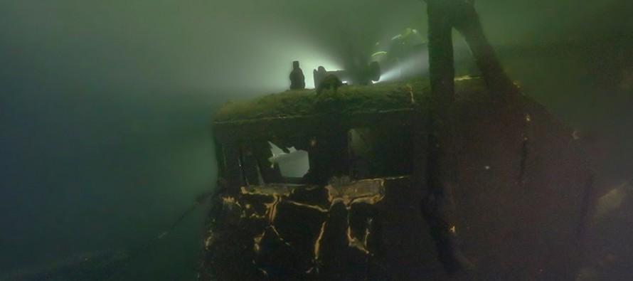 W Bałtyku odnaleziono wrak okrętu podwodnego z II WŚ