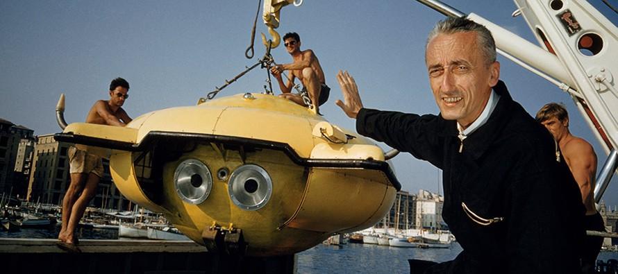 """""""Cousteau"""" – nowa produkcja National Geographic Documentary Films"""