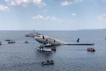 Kolejny samolot na dnie – w Turcji zatopiono Airbusa A330! – video