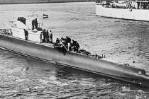 Zniknęły dwa wraki okrętów podwodnych z II WŚ!