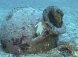 22 starożytne amfory odnalezione w wodach Albanii