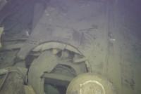 Radioaktywny wyciek z wraku okrętu podwodnego – video