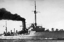 Pierwsze zdjęcia wraku flagowego litewskiego okrętu