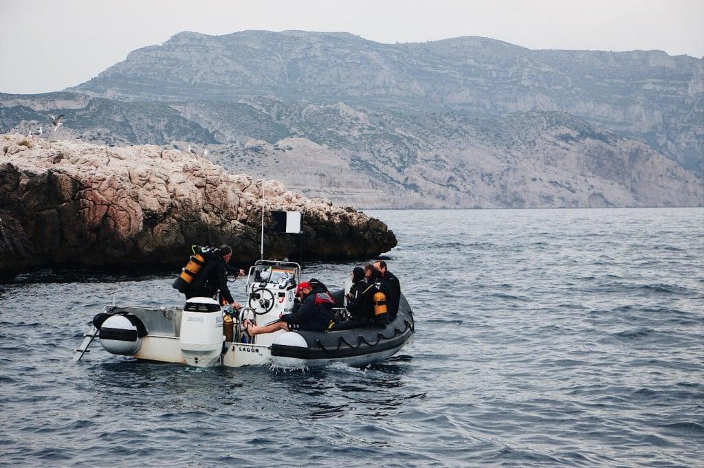 wynajem łodzi francja divers24