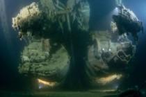 """Nowe materiały ukazują ogrom zniszczeń okrętu HMS """"Royal Oak"""""""