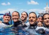 Nowy freedivingowy rekord świata Alessii Zecchini!