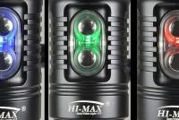 Latarka nurkowa Hi-Max V17 – Nowość!