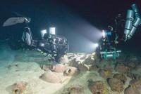 Ważne odkrycia na fenickim wraku sprzed 2700 lat