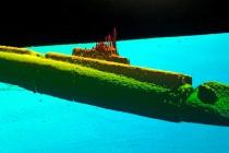 """Po 75 latach odnaleziono wrak okrętu podwodnego USS """"Greyback"""" – video"""