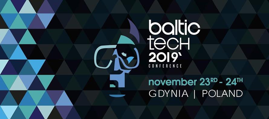 Konferencja nurkowa Baltictech 2019 już w ten weekend!