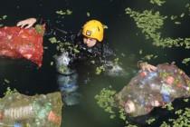 Ponad 5 ton śmieci usunięte z meksykańskich cenot!