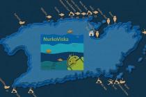 NurkoViska – aplikacja przybliżająca nurkowe atrakcje wyspy Vis