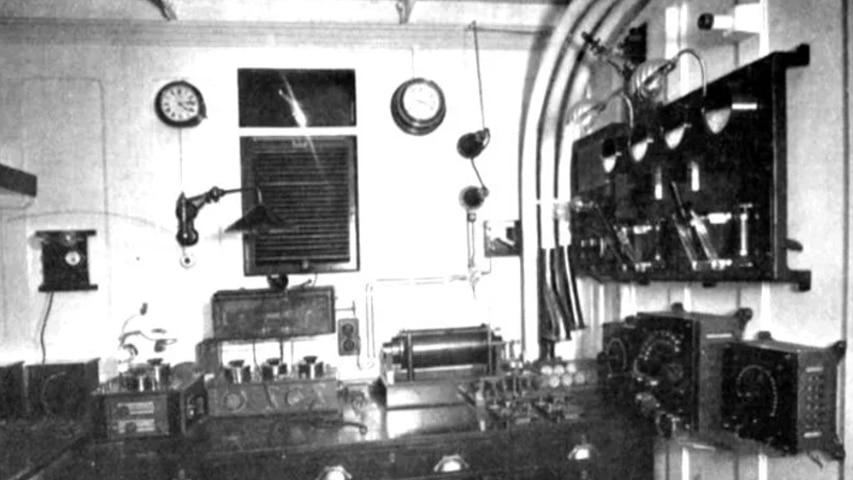 telegraf Marconi Titanic divers24.pl
