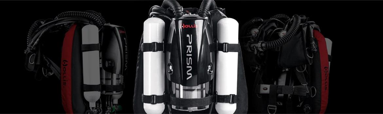rebreather Hollis Prism 2 prezentacja