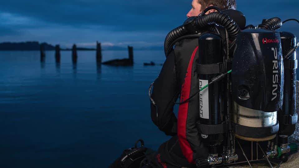 rebreather Hollis Prism 2 divers24.pl