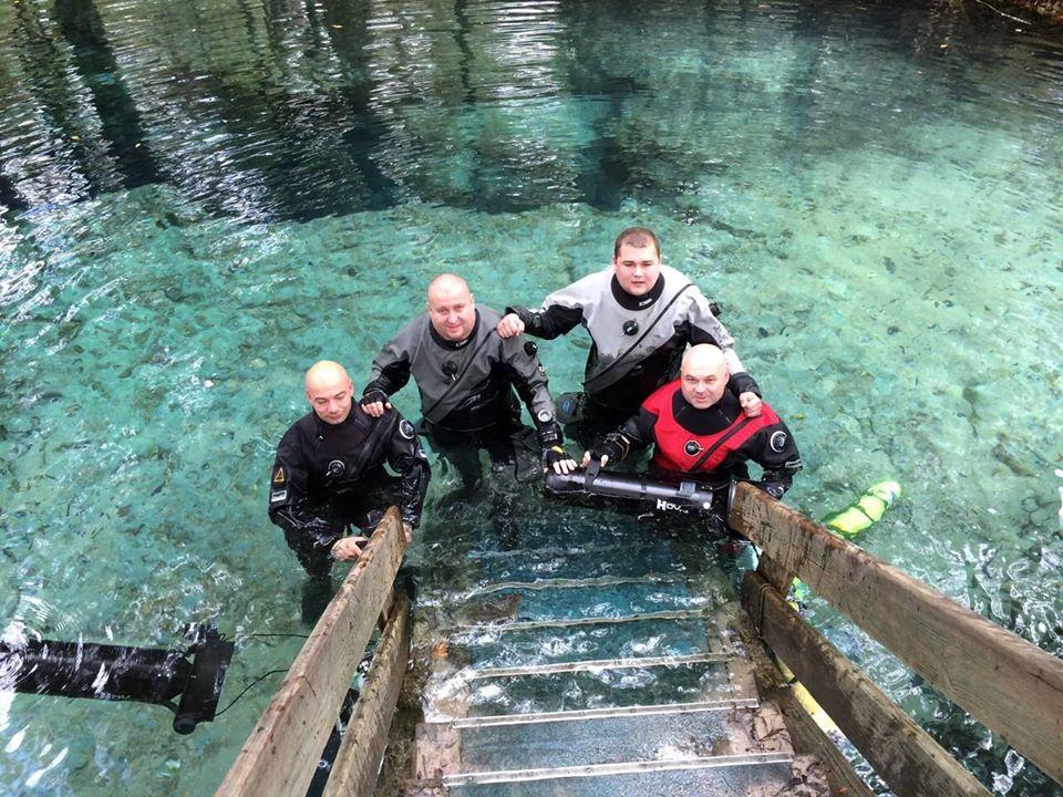 instruktorzy nurkowania PSAI Polska nurkowanie Floryda divers24.pl