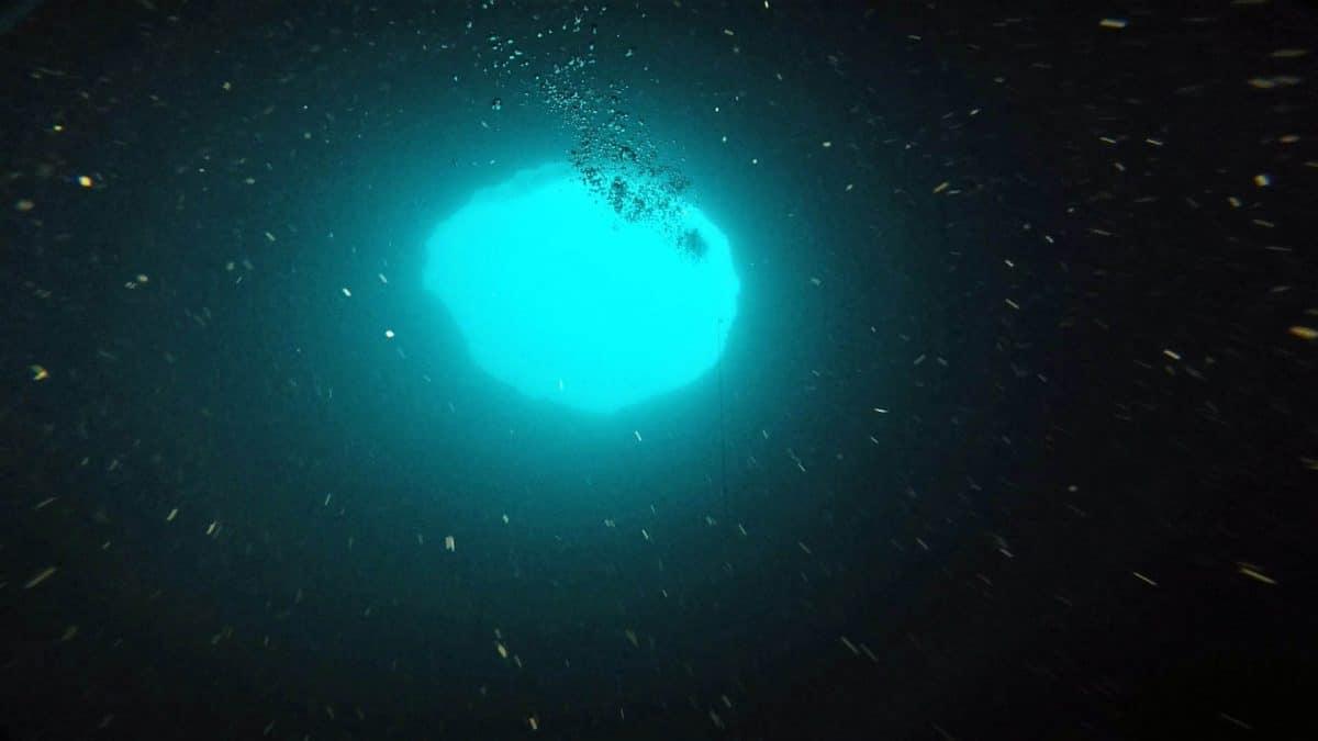 niebieska dziura Green Banana NOAA divers24.pl