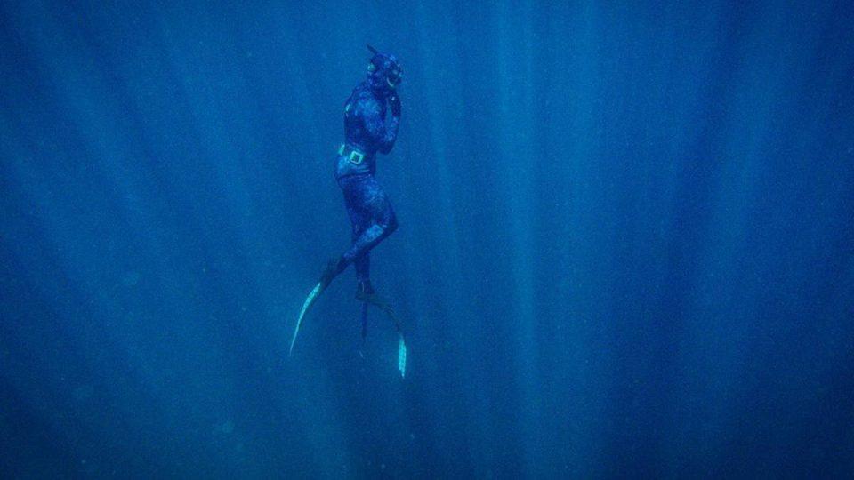 Alex Pullin nurkowanie na wstrzymanym oddechu