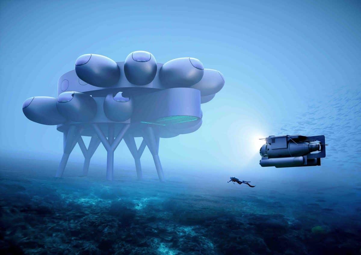 Podwodna stacja badawcza Proteus Divers24.pl