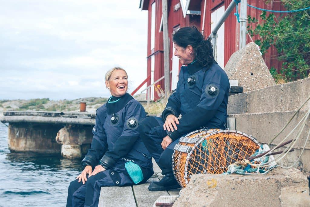 kobiety nurkujące szwecja avatar