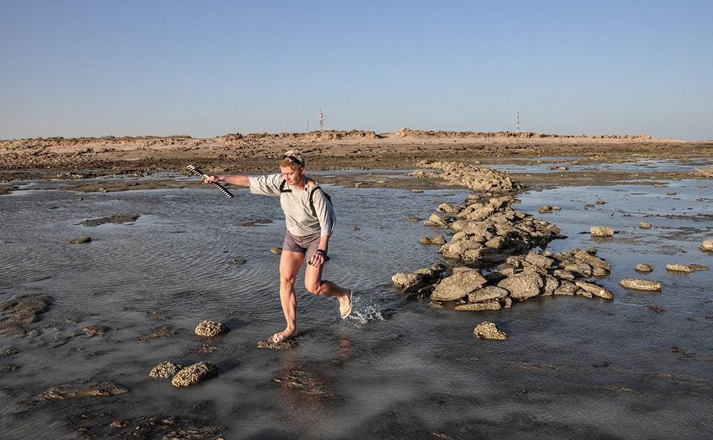 archeologia podwodna Kuwejt divers24.pl