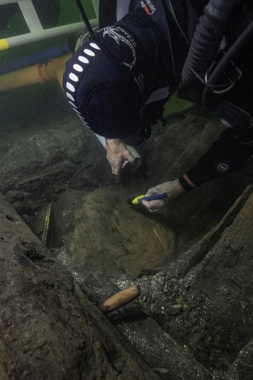 Badanie stanowiska archeologicznego Morze Bałtyckie divers24.pl