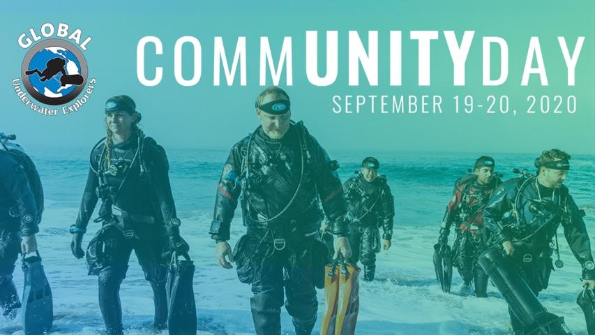 GUE Community Day 2020 divers24.pl